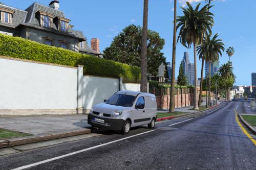 03 - 08 Renault Kangoo Unlocked Dev Model