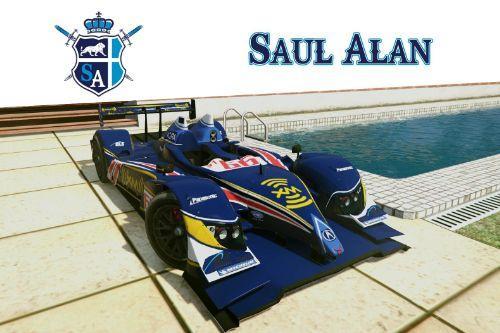 09 Acura #66 ARX-02a [Unlocked] Le Mans Prototype LMP1