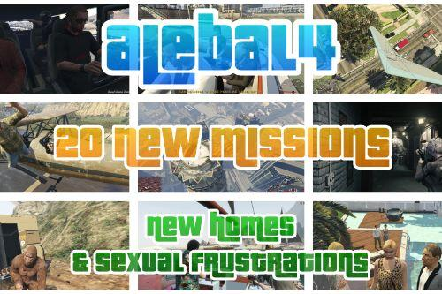 20 new missions - alebal4 missions pack [Mission Maker]