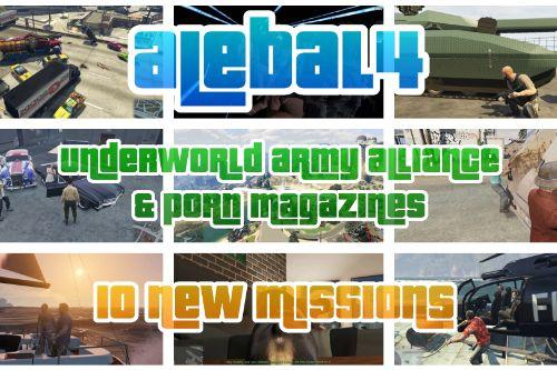 10 new missions - alebal4 missions pack [Mission Maker]