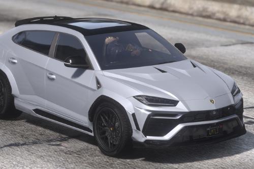 1016 Industries Lamborghini Urus [Add-On]
