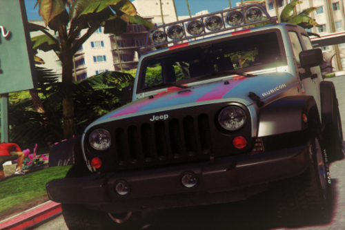 2012 Jeep Wrangler [Add-ON | Tuning]