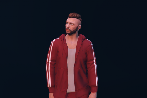 16 Custom Hoodie and Sweatpants pack for MP Male