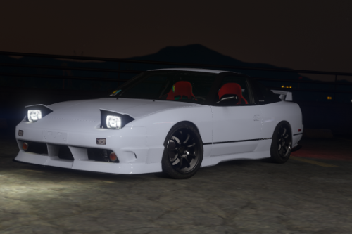 Nissan 180SX Type-X [Add-On | Tuning]