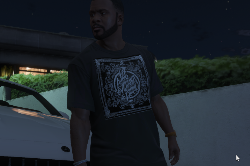 187 t-shirt for Franklin