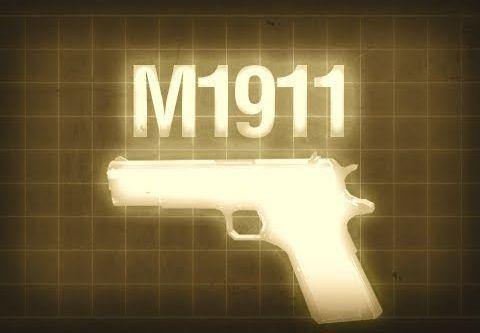 Colt  M1911 [Chrome Variant]