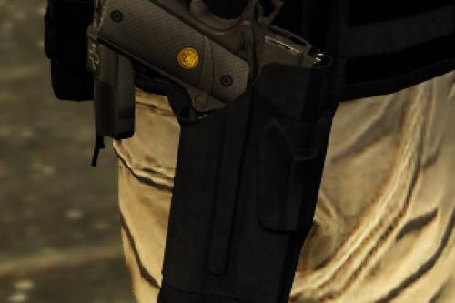 1911 SAFARILAND holster