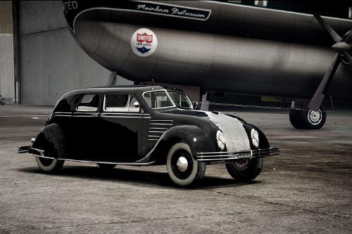 1934 Chrysler Airflow [Add-On / Replace | LODs]