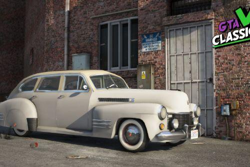 1941 Cadillac Series 61 [Add-On | LODs]