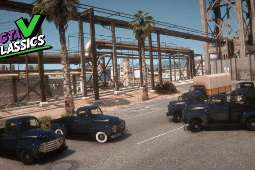 1949 Ford F-Series Pack [Add-On | Extras | Liveries | LODS]