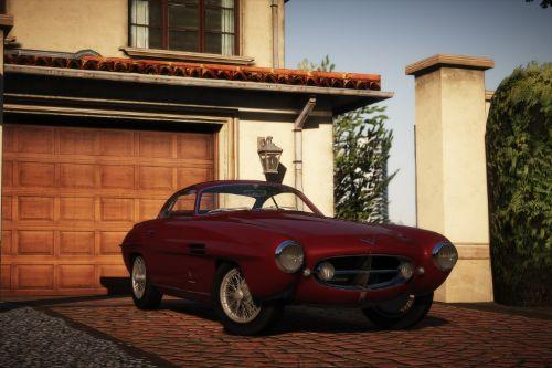 1953 Fiat 8V Supersonic [Add-On | LODs]