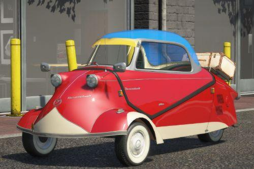 1955-63 Kabinenroller Messerschmitt KR 200 [Add-On / Replace | Animated | Extras]
