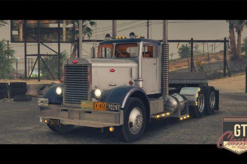 1955 Peterbilt 351 [Add-On | LODs]
