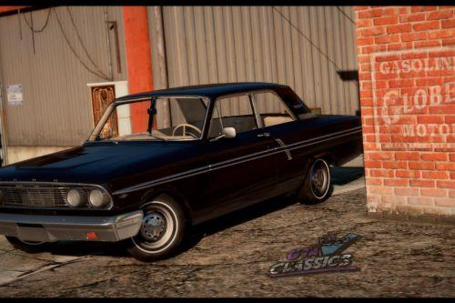 1964 Ford Fairlane 500 [Add-On | Extras | Tuning | LODs]