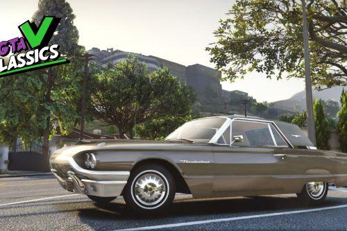 1964 Ford Thunderbird [Add-On | LODs | Extras]