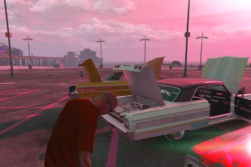 50+ Lowrider Paintjobs for 1964 Impala SS