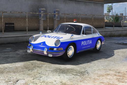 1964 Porsche Politia Romana