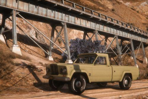 1965 Jeep Gladiator J-200 [Add-On / Replace | Extras | Tuning | LODS]