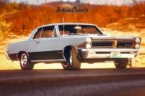 1965 Pontiac Tempest Le Mans GTO [Add-On / Replace | Tuning]