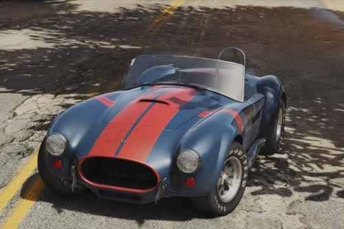 1965 Shelby Cobra 427 A/C [Add-On | Liveries | Template]