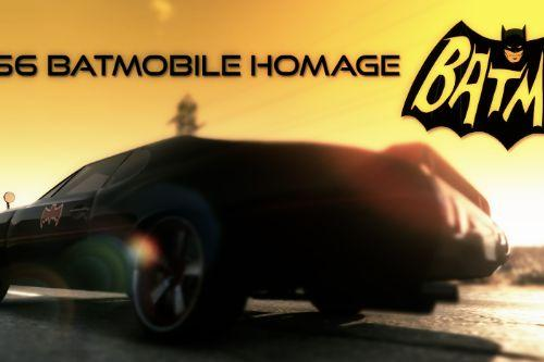1966 Batmobile Homage - BS Stallion