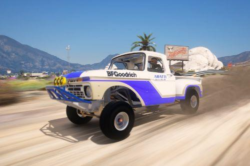 1966 Ford F-100 Trophy Truck [Add-On / FiveM | Template | LODs]
