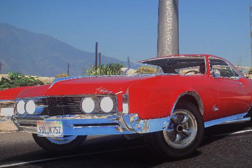 1967 Buick Riviera [Add-On]