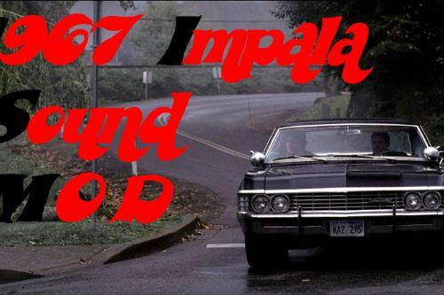 0018b5 impala sound mod