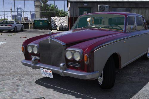 1967 Rolls-Royce Silver Shadow [Add-On]