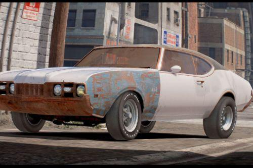 1968 Olddsmobile Cutlass [Add-On]