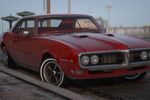 1968 Pontiac Firebird  [Add-On / FiveM | Template | LODs]