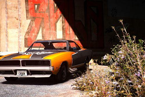 1969 Dodge Charger R/T Angie