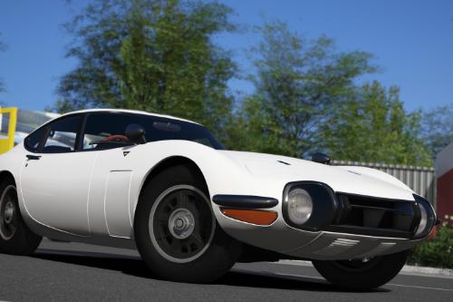 1969 Toyota 2000GT [Add-On | Tuning | RHD | Template]