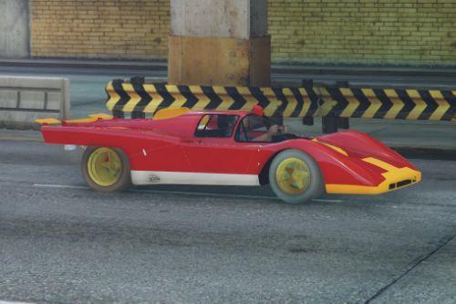 1970-71 Ferrari 512M [Add-On | Extras]
