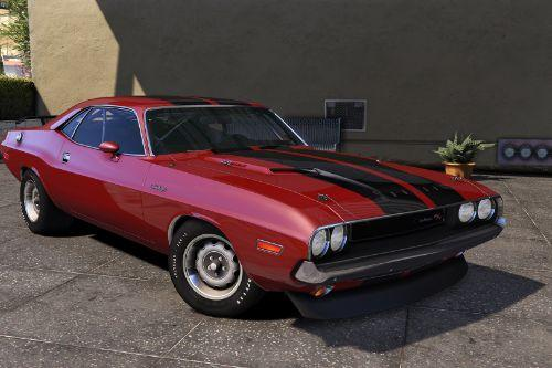 1970 Dodge Challenger R/T Hemi [Add-On]