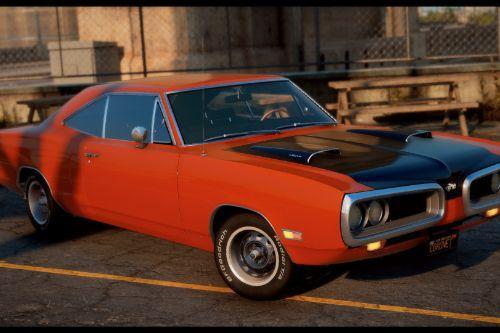 1970 Dodge Coronet Super Bee [Add-On / FiveM | Template | LODs]