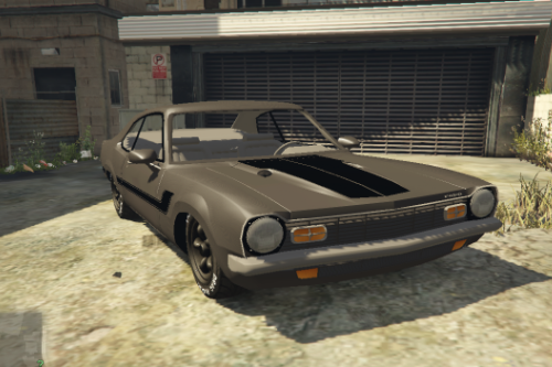 1970 Ford Maverick V8 [Add-On]