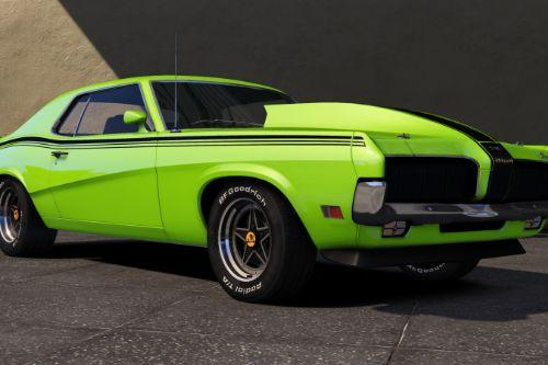 1970 Mercury Cougar Eliminator [Add-On]