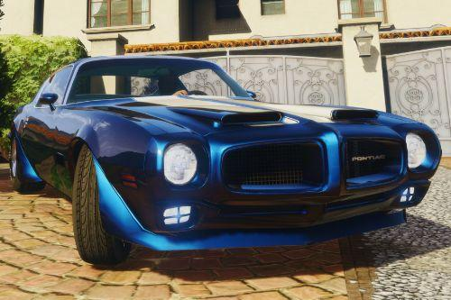 1970 Pontiac Firebird [Add-On | Replace | Tuning]