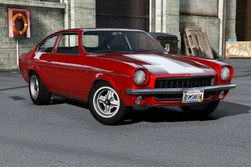 1971 Chevrolet Vega GT [ Add-On | Template ]