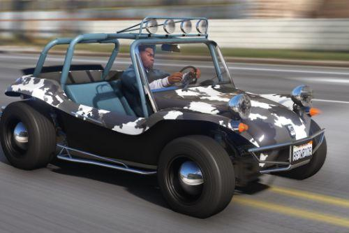 1971 Meyers Manx [Add-On | Template | Tuning | LODs | Extras | (AO) | Animated Engine]