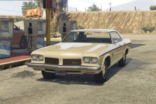 1973 Oldsmobile Delta 88 [Add-On / Replace]