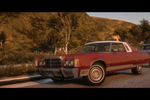 1975 Chrysler New Yorker Brougham [Add-On | LODs]