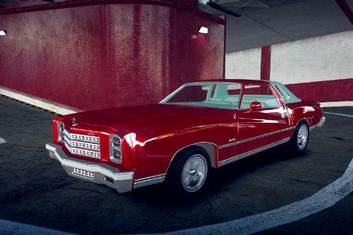 1977 Monte Carlo [Add-On | Unlocked]