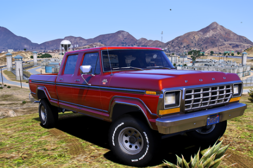 1978 Ford F-250 Ranger Crew Cab [Add-On]