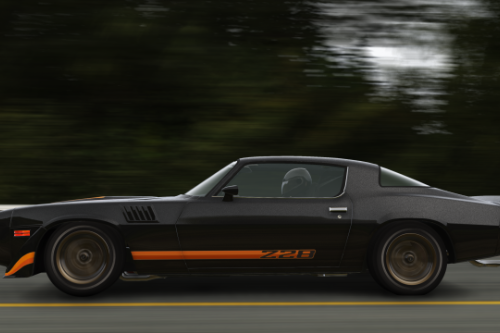 1979 Chevrolet Camaro Z28 [Add-On | LODS | Tuning | Template]