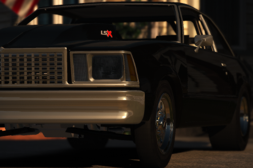1979 Chevrolet Malibu Drag Car [Add-On / Replace / FiveM | Z3D]