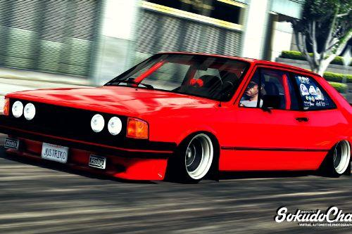 Volkswagen Scirocco Mk1 Vr6 [Add-On / Replace]