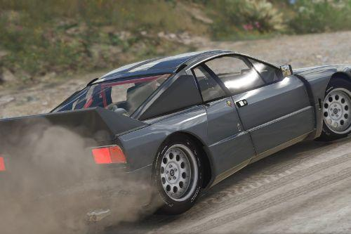 1982 Lancia 037 Stradale [Add-On | Tunable | Template]