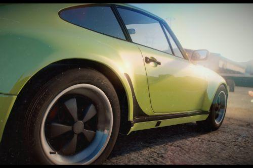 1982 Porsche 911 Turbo (930)